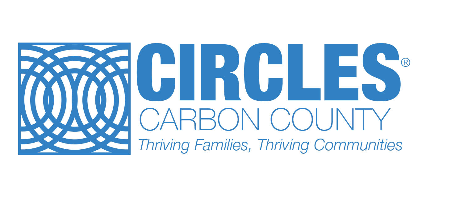 Circles Carbon County logo