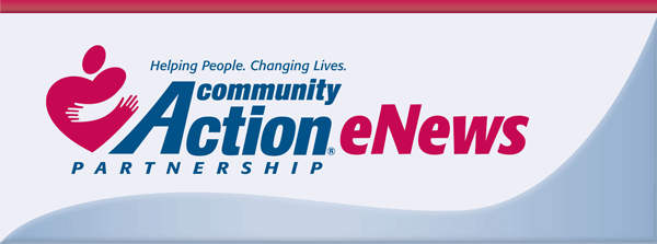 Community Action Enews graphic