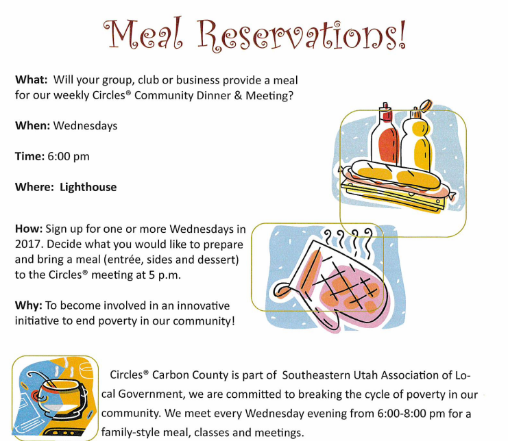 Meal Donations image